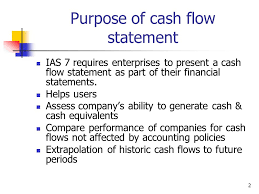 cash statements cash flow statements week ppt video online download