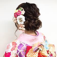 成人式の髪型ヘアスタイル19選振袖に合うヘアメイク髪飾りは Belcy