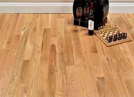 unfinished solid hardwood flooring red oak 1 mon grade room scene