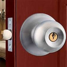 home security door locks. Unique Security Image Is Loading 30mm50mmRoundHandleHomeSecurityBallKnob On Home Security Door Locks