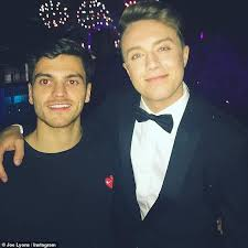 Roman Kemp in tears after producer Joe Lyons's shock death | Daily Mail  Online