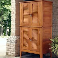 Wooden Storage Cabinets With Doors Top 10 Types Of Outdoor Deck Storage Boxes