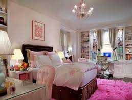 image of chandelier for girl bedroom decorating ideas