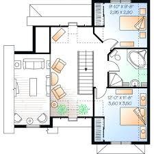 upper second floor plan 5 750