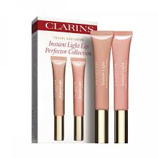 Clarins Instant Light Natural Lip Perfector Duo Instant Light Lip Perfector Collection