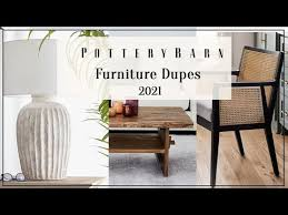 home dupes round coffee table dupes to