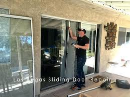 cool patio door repair fancy sliding