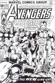The original team consisted of iron man, hulk, thor, captain america, the wasp and ant man ! Avengers Coloring Pages For Adult Coloring Pages