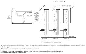does acme provide \u201czig zag\u201d grounding transformers? acme faq 3 Phase Transformer Wiring 3 Phase Transformer Wiring #36 3 phase transformer wiring diagrams