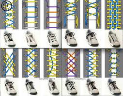 Shoelace Patterns Delectable Personalized Decorated Shoelaces Shoelaces Pinterest Lace