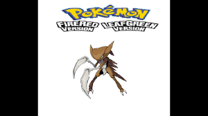 Pokemon Firered Leafgreen Kabuto Evolves Into Kabutops