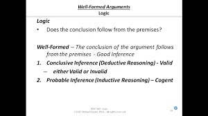 argument evaluation criteria summary deductive 03 1 19 argument evaluation criteria summary deductive inductive logic
