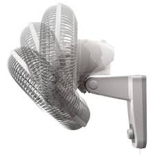 12 wall mount fan with anti rust grills