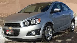 2012 Chevrolet Sonic LT Sedan - Sunroof, Alloy Wheels, Automatic ...