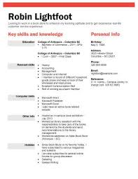 college resume templates 13 student resume examples high school .