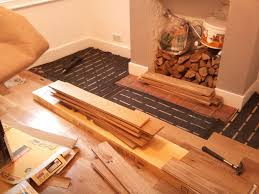underlay for solid wooden floors