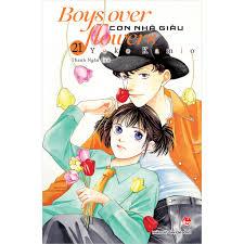 Truyện tranh Con nhà giàu Boys Over Flowers lẻ tập 1 - 37 - NXB Kim Đồng -  23 24 25 26 27 28 29 30 31 32 33 34 35 36