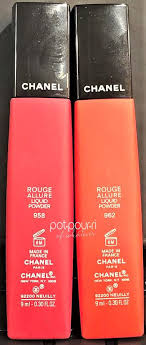 Chanel Liquid Powder Lip Color