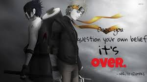 Naruto Motivational Quotes