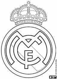 Kleurplaten Voetbal Logo