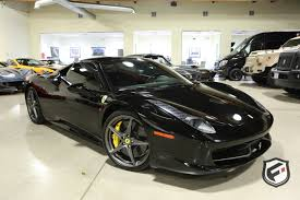 If you have the money and skill to drive one of the world's best exotic luxury performance cars, the ferrari 458 italia and spider for 2014 are hard to beat. 2014 Ferrari 458 Italia Fusion Luxury Motors