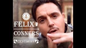 Testimony: Felix Conners - YouTube