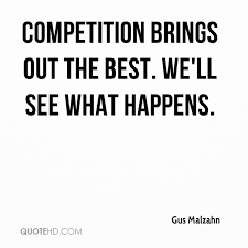 Competition Quotes Simple Gus Malzahn Quotes QuoteHD