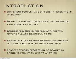 essay on beauty is skin deep beauty isn t skin deep young narrative essays beauty is only skin deep personal
