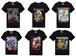 Iron Maiden Tričko Unisex Různé Velikosti Aukro