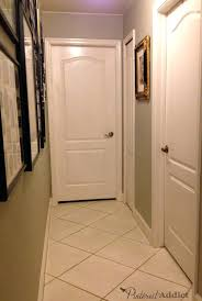 black door paint hallway white doors matte black garage door paint