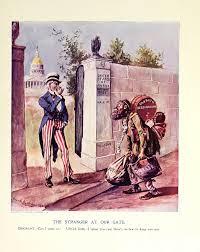the ram s horn frank beard s cartoons save america 1890s
