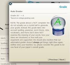 paperrater is a virtual editor that checks your spelling and  paperrater screenshot00238