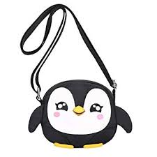 <b>Cartoon</b> Animal <b>Shape</b> Messenger Bag PU Handbag Shoulder Bag ...