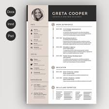 Cool Resumes Interesting Resume Templates Jpg S Cool Resumes Stupendous Designs Awesome Free