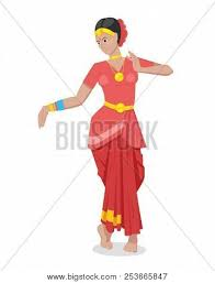 Art animation comedy cool commercials cooking entertainment how to music & dance news & events people & stories pets & animals science & tech sports travel & outdoors video games wheels & wings other 18+ only fashion. Indian Girl Dancer Vector Photo Free Trial Bigstock