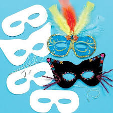 Card Masks To Decorate Super Hero colourin Card Masks 100 Assorted Designs for Children to 48