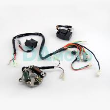 wiring harness loom ignition switch cdi unit magneto stator assembly Truck Wiring Harness at Pw50 Wiring Harness