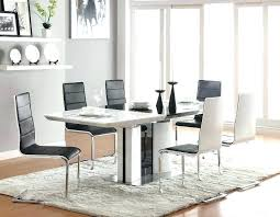 full size of modern glass dining table sets toronto caesar set with 6 seater round dinner