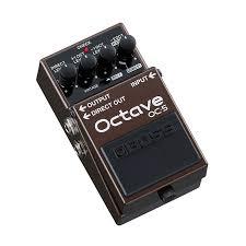 Boss OC-5 <b>Octave</b> Pedal купить в Москве – интернет-магазин ...