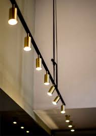 track lighting styles. Chic Brass Track Lights Lighting Styles