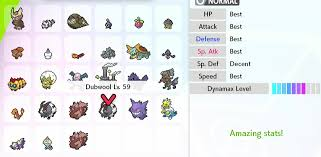Eevee Iv Chart Sword Shield Iv Judge How To Check Ivs For Breeding