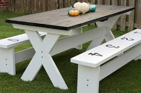 How To Apply A Wax Finish To An Outdoor Picnic Table  Howtos  DIYHow To Make Picnic Bench