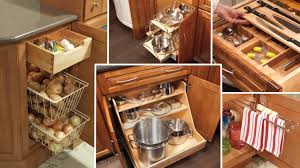 Marvelous Innovative Kitchen Cabinet Storage Options An American Housewife Storage  Storage Storage Kitchen Awesome Ideas