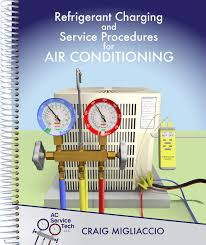 Refrigeration Design Technologies Inc Refrigerant Charging And Service Procedures For Air