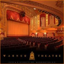 Warner Theatre Dcwarnertheatre Twitter