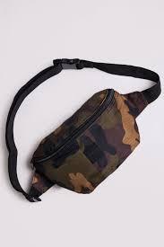 <b>Сумка URBAN CLASSICS</b> Camo Hip Bag (Камуфляж (Wood Camo ...