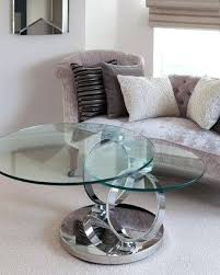 glass coffee table round glass coffee table magic glass coffee table decorating ideas
