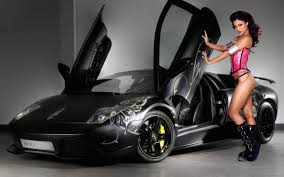 cool cars with girls. Wonderful Cars Cool Cars Wallpaper With Girls  Auto Datz For To T