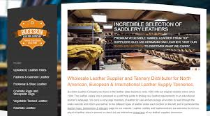 whole leather supplier png