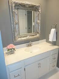 LiveLoveDIY DIY Bathroom Remodel On A Budget - Bathroom cabinet remodel